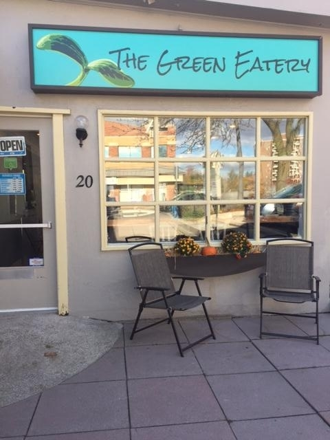 The Green Eatery